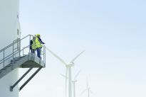 风力发电机的RFID跟踪 RFID tracking for wind turbines