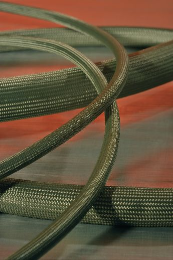 Helagaine HEGMAN和HEGMANWO线束保护编织套管  Helagaine HEGMAN and HEGMANWO cable protection braided sleeving